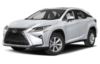 2017 Lexus RX 350 - Eminent White Pearl