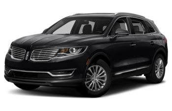 2018 Lincoln MKX - Black Velvet