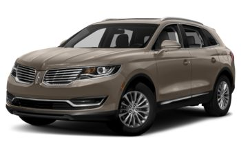 2018 Lincoln MKX - Iced Mocha Metallic