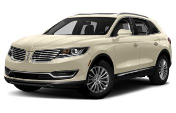 2018 Lincoln MKX - Ivory Pearl Metallic Tri-Coat