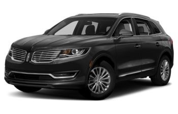2018 Lincoln MKX - Magnetic Grey Metallic