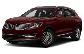 2018 Lincoln MKX - Burgundy Velvet Metallic Tinted Clearcoat