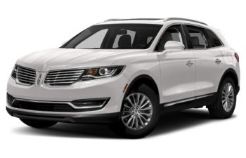 2018 Lincoln MKX - White Platinum Metallic Tri-Coat