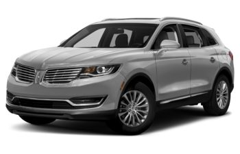 2018 Lincoln MKX - Ingot Silver Metallic