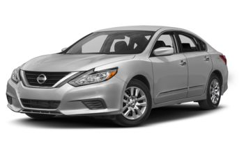 2017 Nissan Altima - Brilliant Silver Metallic