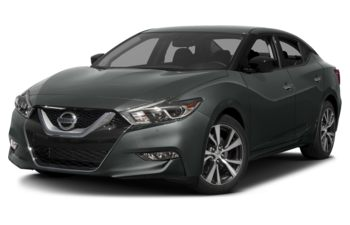 2017 Nissan Maxima - Gun Metallic