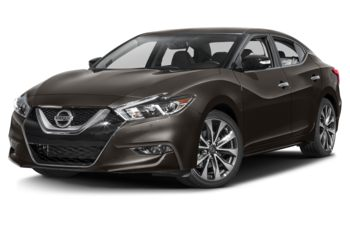 2017 Nissan Maxima - Forged Bronze Metallic