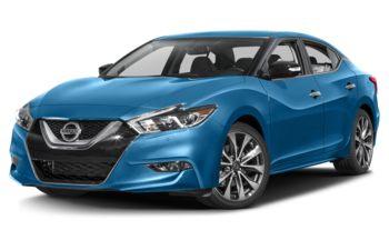 2017 Nissan Maxima - Deep Blue Pearl