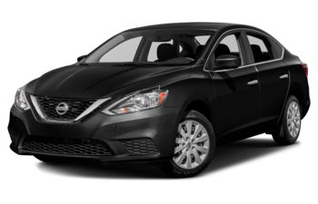 2018 Nissan Sentra - Super Black