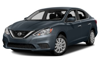 2017 Nissan Sentra - Graphite Blue Metallic