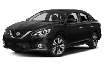 2017 Nissan Sentra - Super Black