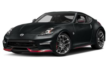 2018 Nissan 370Z - Magnetic Black Metallic