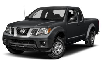 2018 Nissan Frontier - Magnetic Black Metallic