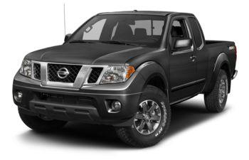 2017 Nissan Frontier - Gun Metallic