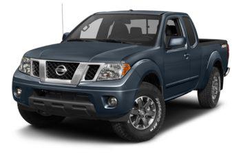 2017 Nissan Frontier - Arctic Blue Metallic