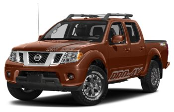2018 Nissan Frontier - Forged Copper Metallic