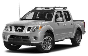 2018 Nissan Frontier - Brilliant Silver Metallic