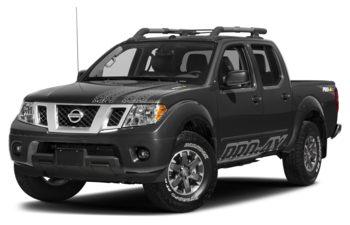 2018 Nissan Frontier - Gun Metallic