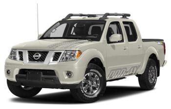 2018 Nissan Frontier - Glacier White