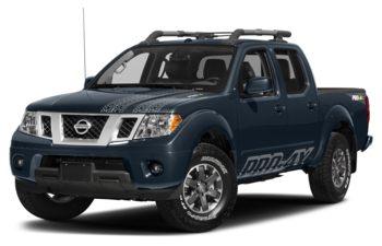 2018 Nissan Frontier - Arctic Blue Metallic
