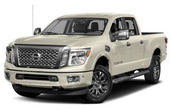 2018 Nissan Titan XD - Pearl White