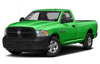 2021 RAM 1500 Classic - Hills Green