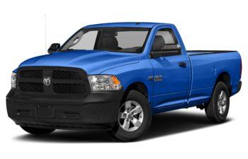 2019 RAM 1500 Classic - New Holland Blue