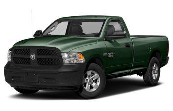 2019 RAM 1500 Classic - Timberline Green Pearl
