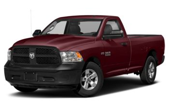 2019 RAM 1500 Classic - Red Pearl