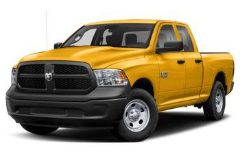 2019 RAM 1500 Classic - Construction Yellow