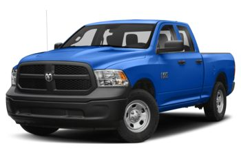 2021 RAM 1500 Classic - New Holland Blue
