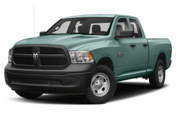 2021 RAM 1500 Classic - Light Green