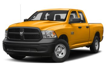 2021 RAM 1500 Classic - School Bus Yellow