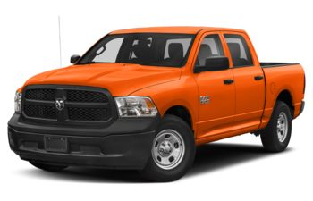 2020 RAM 1500 Classic - Omaha Orange