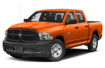 2021 RAM 1500 Classic - Omaha Orange