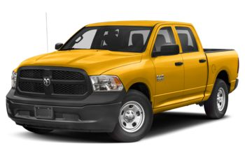 2020 RAM 1500 Classic - Construction Yellow