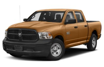 2019 RAM 1500 Classic - Power Tan