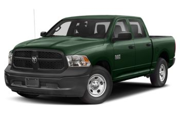 2020 RAM 1500 Classic - Timberline Green Pearl