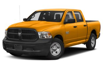 2020 RAM 1500 Classic - School Bus Yellow