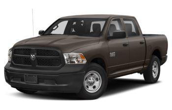 2019 RAM 1500 Classic - Walnut Brown Metallic