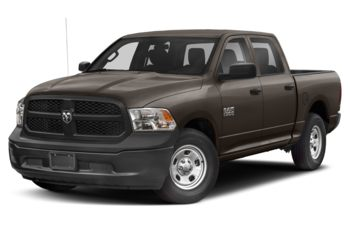 2020 RAM 1500 Classic - Walnut Brown Metallic