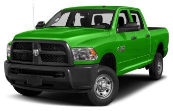 2018 RAM 2500 - Hills Green
