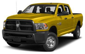 2017 RAM 2500 - Yellow