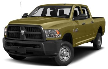 2018 RAM 2500 - Light Cream