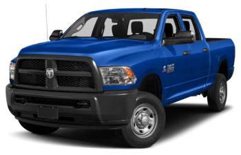 2018 RAM 2500 - New Holland Blue