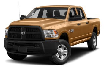 2018 RAM 3500 - Power Tan