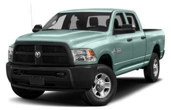 2018 RAM 3500 - Light Green
