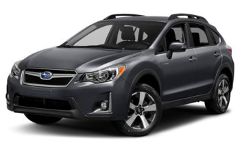 2016 Subaru Crosstrek Hybrid - Dark Grey Metallic