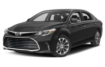 2017 Toyota Avalon - Magnetic Grey Metallic