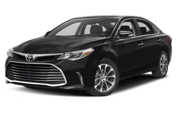 2018 Toyota Avalon - Midnight Black Metallic